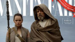 Star Wars VIII : les personnages se dévoilent en couverture de Vanity Fair