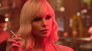 Atomic Blonde : un premier extrait survitaminé avec Charlize Theron