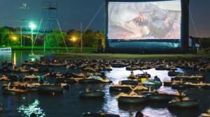 Regarder Les Dents de la Mer dans l'eau : l'expérience la plus cool de l'été