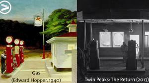 Découvrez les tableaux qui ont inspiré David Lynch