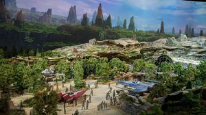 Star Wars : Disney dévoile les premières images du land et c'est sublime !