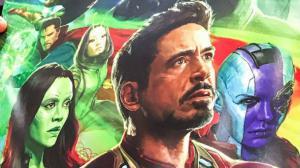 Marvel révèle un poster d'Avengers: Infinity War