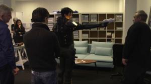Valerian : EuropaCorp dévoile des scènes exclusives du making-of