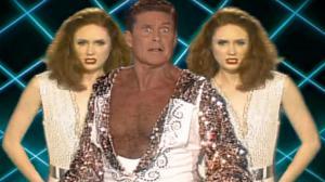 David Hasselhoff dans un clip au style 80s pour les Gardiens de la Galaxie vol.2