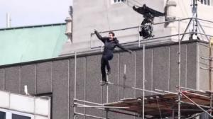 Tom Cruise se blesse sur le tournage de Mission Impossible 6