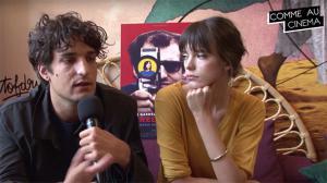 Le Redoutable : Rencontre avec Louis Garrel et Stacy Martin