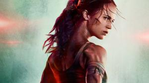 Tomb Raider : un premier poster avec Alicia Vikander en Lara Croft