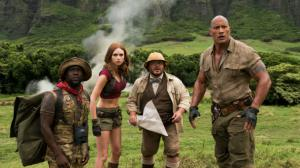 Jumanji : Bienvenue dans la Jungle : une nouvelle bande-annonce survoltée