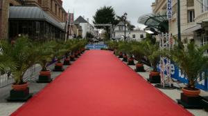 Festival de Dinard - Jour 1 : la Reine d'Angleterre au cœur de la Bretagne !