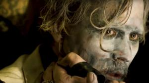 Johnny Depp collabore avec  Marilyn Manson dans un clip effrayant !