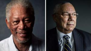 Morgan Freeman va interpréter Colin Powell dans un biopic