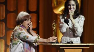 Agnès Varda, première femme à recevoir un Oscar d'honneur pour l'ensemble de sa carrière