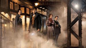 Les Animaux Fantastiques 2 : le titre et le nouveau Dumbledore se dévoilent