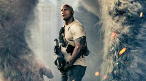 Rampage: Dwayne Johnson en bonne compagnie sur une nouvelle image inédite