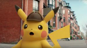 Detective Pikachu sortira en 2019!