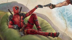 Deadpool réagit au rachat de la Fox par Disney