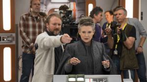 Star Wars : Carrie Fisher a écrit deux scènes cruciales de l'épisode 8