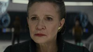 Star Wars Les Derniers Jedi : le réalisateur explique la scène de Leïa