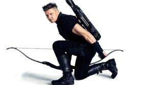 Jeremy Renner est partant pour un film Oeil de Faucon