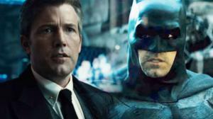 Ben Affleck veut toujours réaliser un film Batman