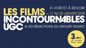 Les Incontournables UGC : quels films pourrez-vous (re)voir en salles ?