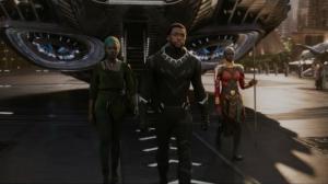Black Panther : des nouvelles images explosives