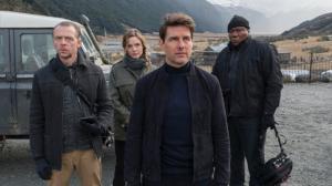 Mission Impossible 6 : Tom Cruise en pleine action dans de nouvelles photos