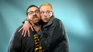 Après Shaun of The Dead, Simon Pegg et Nick Frost travaillent sur une série horrifique