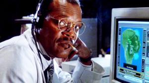 Jurassic Park : on sait enfin pourquoi on ne voit pas la mort de Samuel L. Jackson