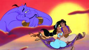 Aladdin: le tournage du film est terminé!