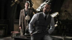 Eddie Redmayne affirme que Jude Law est le parfait Dumbledore
