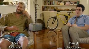 Thor : un nouveau court-métrage parodique avec Jeff Goldblum
