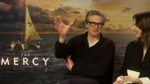 Le Jour de Mon Retour : on a rencontré Colin Firth et Rachel Weisz !