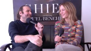 Chien : on a rencontré Vanessa Paradis et Vincent Macaigne !