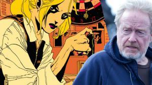 Ridley Scott à l'adaptation d'une bande dessinée d'espionnage ?