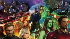 Avengers Infinity War contiendra la plus grande scène d'action de tous les temps