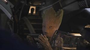 Avengers Infinity War : un nouvel extrait avec Groot ado !