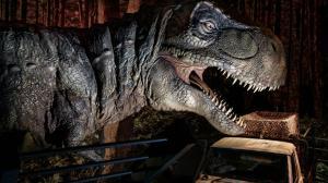 On a visité l'exposition Jurassic World à la Cité du Cinéma