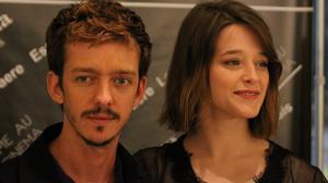 Adeline d'Hermy et Nahuel Biscayart remportent les Prix Romy Schneider & Patrick Dewaere