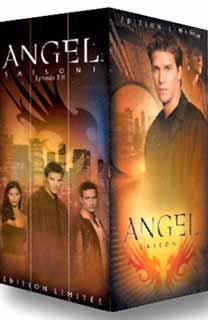 Angel - saison 1 episodes 1 a 11