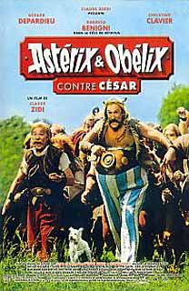 Astérix et Obélix contre César