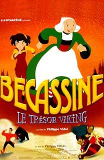 B�cassine, le tr�sor viking