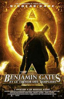 Benjamin Gates et le Tr�sor des Templiers