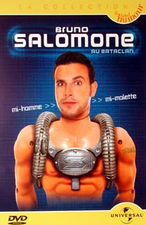 Bruno Salomone au Bataclan