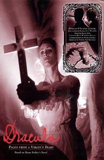 Dracula - Pages tirées du journal d'une vierge