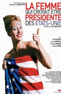 La femme qui croyait être la présidente des Etats-Unis