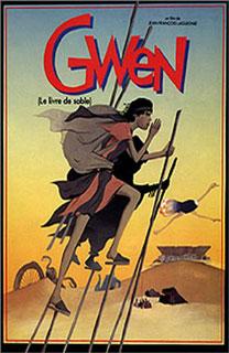 Gwen, le livre des sables