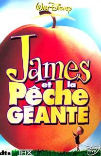 James et la p�che g�ante