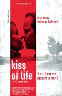 kiss of life film prochainement drame. Black Bedroom Furniture Sets. Home Design Ideas