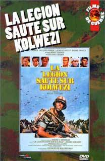 La legion saute sur kolwezi